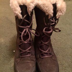 Women Columbia boots